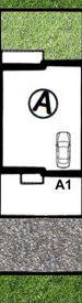 LISMAR - domy szeregowe Dojazd Gniezno DOM A - wolny (parking A1 i A2)