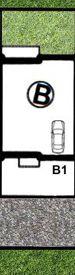 LISMAR - domy szeregowe Dojazd Gniezno DOM B - wolny (parking B1 i B2)
