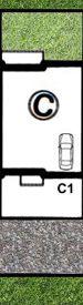 LISMAR - domy szeregowe Dojazd Gniezno DOM C - wolny (parking C1 i C2)