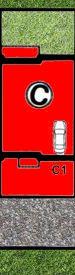 LISMAR - domy szeregowe Dojazd Gniezno DOM C - REZERWACJA (parking C1 i C2)