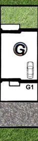 LISMAR - domy szeregowe Dojazd Gniezno DOM G - wolny (parking G1 i G2)