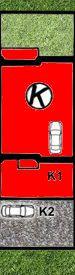 LISMAR - domy szeregowe Dojazd Gniezno DOM K- rezerwacja (parking K1 i K2)